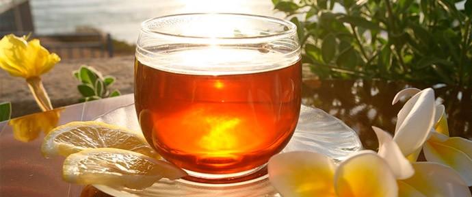 Чай композиционный ароматизированный